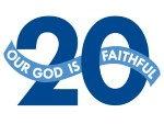 Celebrating 20 Years of Living Hope Ministries Logo